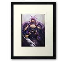 Realism Tohka Epic Art Framed Print
