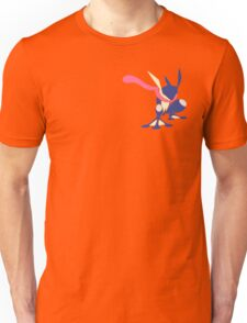 Pokemon Greninja Design Unisex T-Shirt