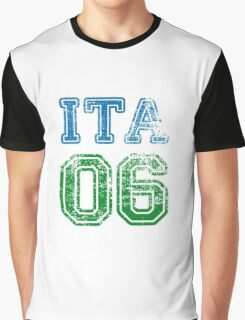 ITALY 2006 Graphic T-Shirt