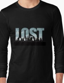 lost cast Long Sleeve T-Shirt