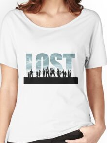 lost cast Women's Relaxed Fit T-Shirt