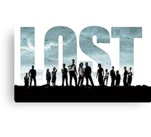 lost cast Canvas Print
