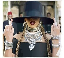 Beyoncé - Formation Poster