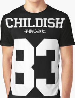 Childish Gambino 83 Graphic T-Shirt