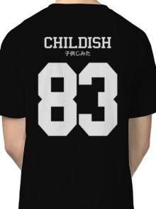 Childish Gambino 83 Classic T-Shirt