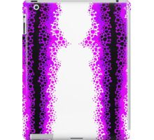 Purple Alien Raver iPad Case/Skin