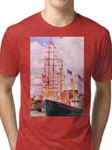 It's All About The Boats Tri-blend T-Shirt