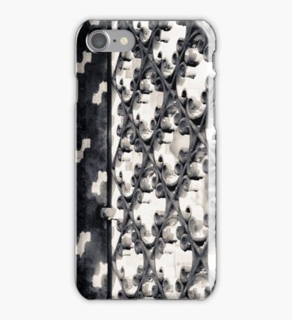 Coimbra BW iPhone Case/Skin