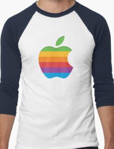 Retro Apple Logo T-Shirt