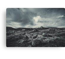 Rock n`Roll Canvas Print