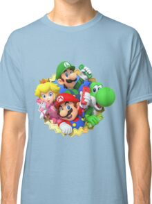 Mario party 10 Classic T-Shirt