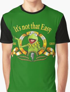 It's not that easy Graphic T-Shirt