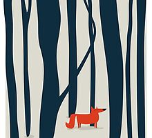 Mr.Fox into the woods by Ermina Emmanouel