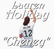 Lauren Holiday Baby Tee