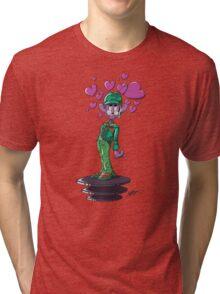 So high, (V2) Tri-blend T-Shirt