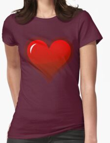 Red Loveheart T-Shirt