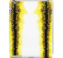Yellow Alien Raver iPad Case/Skin