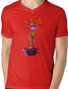 So high (V3) Mens V-Neck T-Shirt