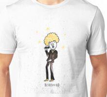 Seventies style singer Unisex T-Shirt