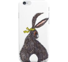 DOES MY BUM LOOK BIG IN THIS iPhone Case/Skin