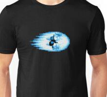 Street Fighter Hadouken Fireball pixel pattern Unisex T-Shirt
