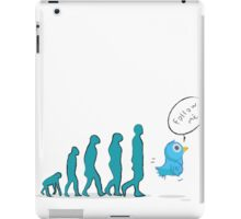 Follow Friday iPad Case/Skin