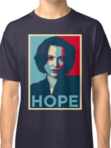 DANA SCULLY HOPE Classic T-Shirt