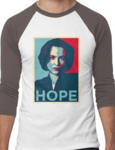 DANA SCULLY HOPE Men's Baseball ¾ T-Shirt