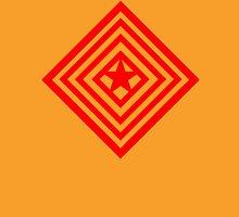 Russia Catalonia communism flag red star Unisex T-Shirt