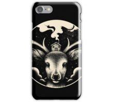 Deer Home iPhone Case/Skin