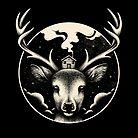Deer Home by buko