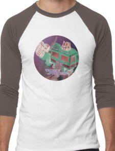 G1 Transformers Poster Men's Baseball ¾ T-Shirt