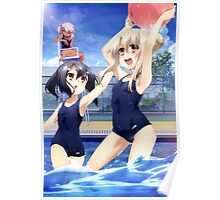 Girls In The Pool Fate Poster
