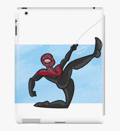 Spider-man- miles morales iPad Case/Skin
