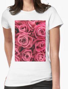 Beautiful Pink Roses T-Shirt