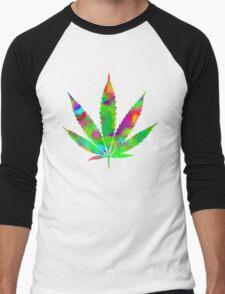 Weed Men's Baseball ¾ T-Shirt