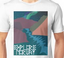 Explore Norway Unisex T-Shirt
