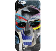 Mf Doom Art iPhone Case/Skin