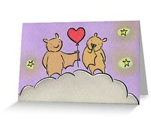 Bats About You Greeting Card