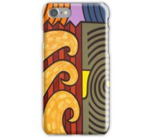 THE CYCLE OF NATURE iPhone Case/Skin