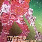 G1 Transformers Movie Poster by vladmartin