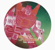 G1 Transformers Movie Poster One Piece - Short Sleeve