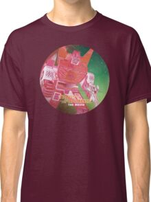 G1 Transformers Movie Poster Classic T-Shirt