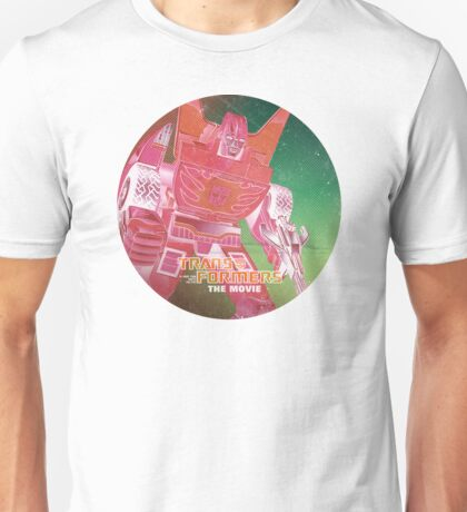 G1 Transformers Movie Poster Unisex T-Shirt