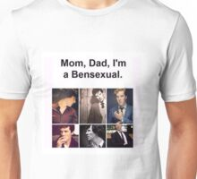 bensexual Unisex T-Shirt