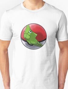 Metapod pokeball - pokemon T-Shirt