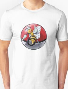 Beedrill pokeball - pokemon T-Shirt