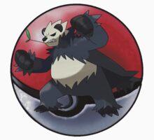 Sugimori Pangoro pokeball - pokemon by pokofu13