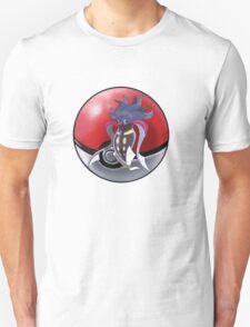 Sugimori malamar - pokeball - pokemon T-Shirt