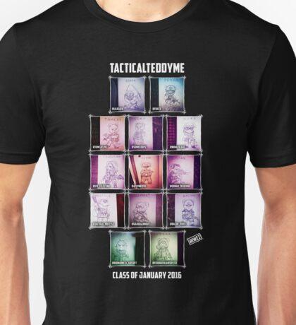 tacticalteddyme winners tee Unisex T-Shirt